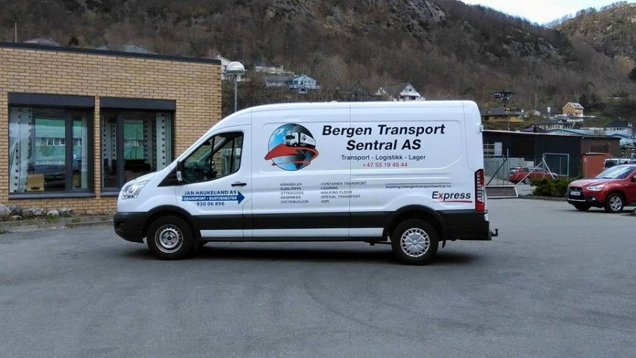 Lokal Transport Bergen